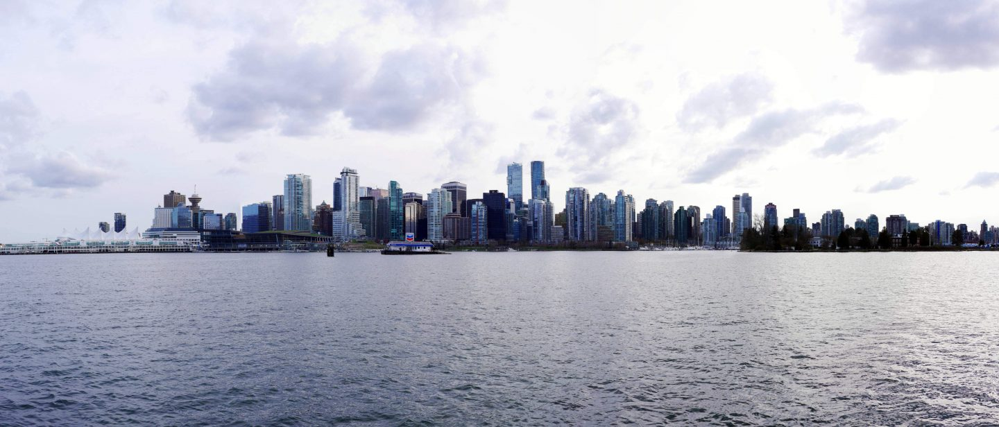 Vancouver – where it all begins