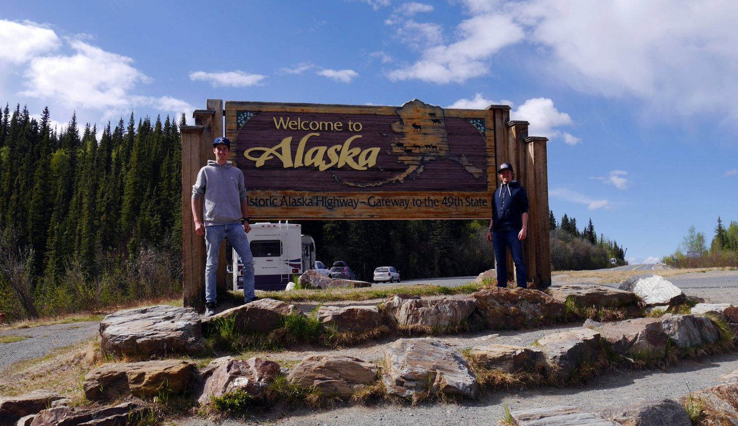 Alaska – First stop: Anchorage