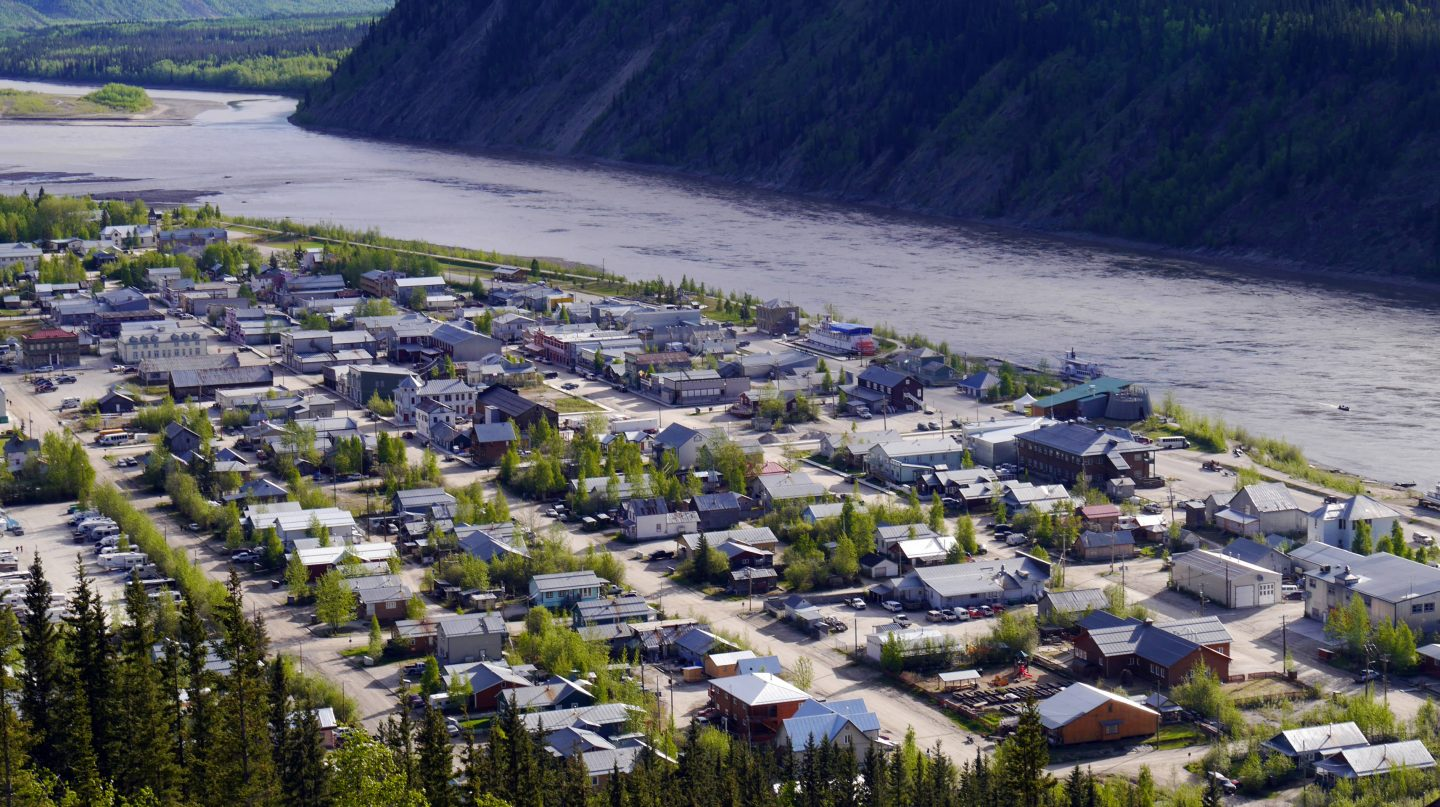 Dawson City – Gold Rush