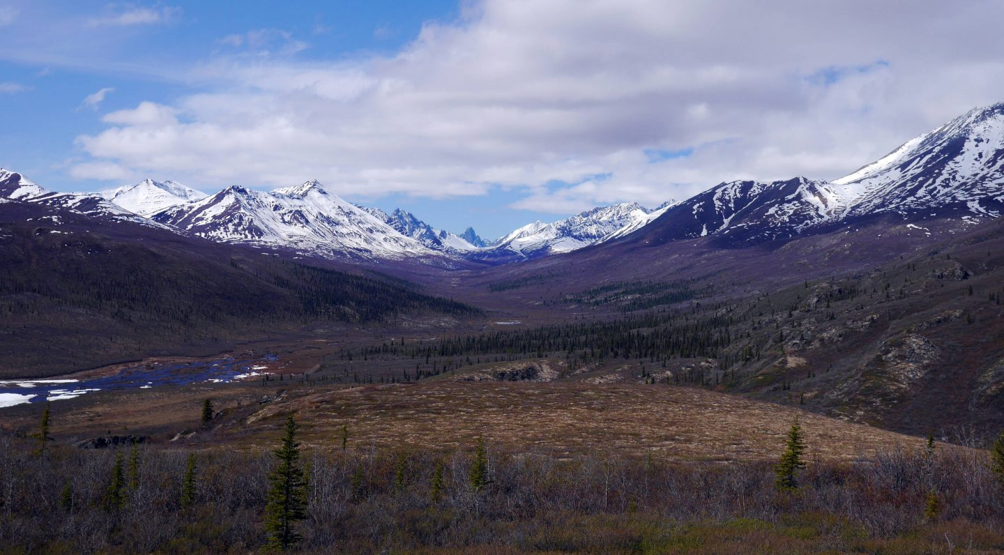 Dempster Highway – Camping in the Klondike