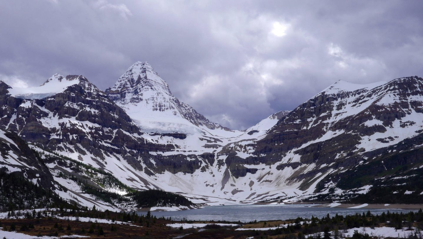 Hike to the Mount Assiniboine – The Canadian Matterhorn