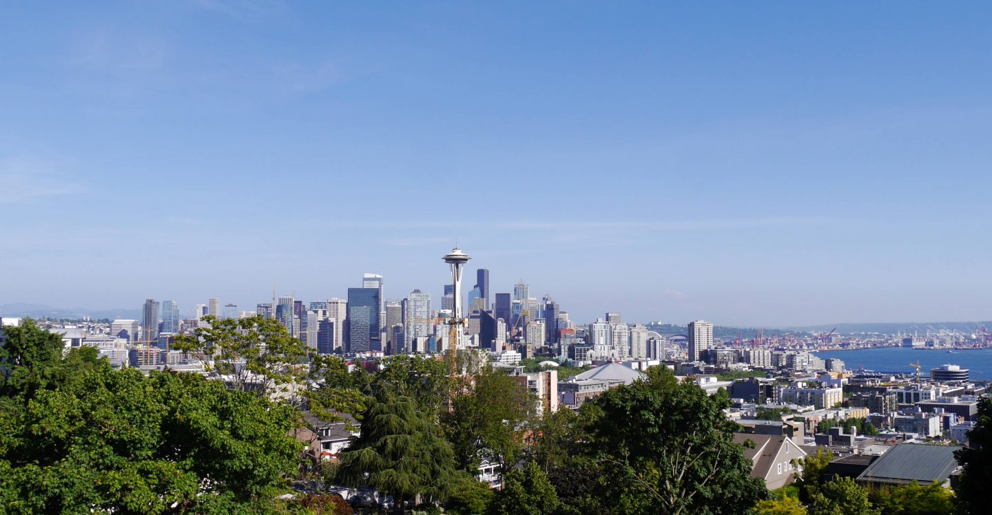 Seattle – Urban America