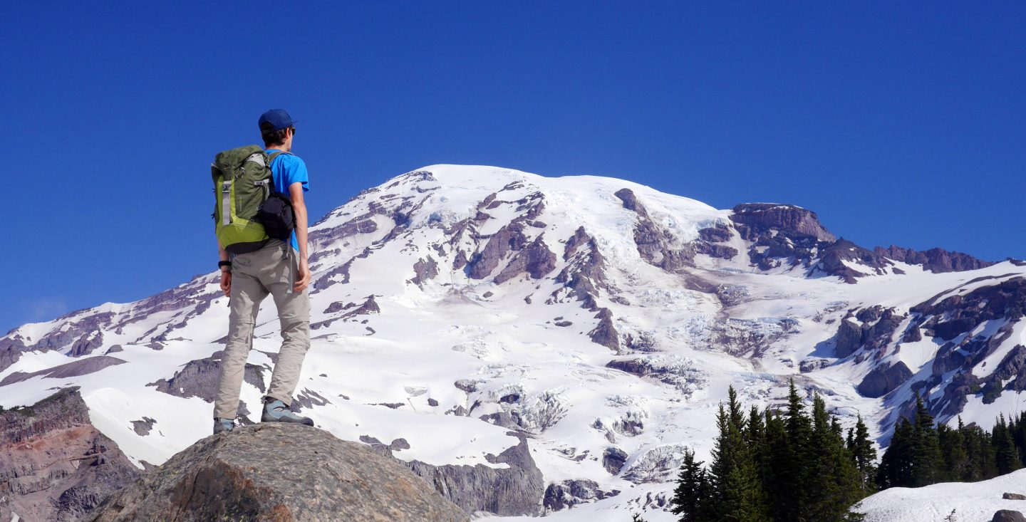 Mount Rainier – The Icon above Seattle