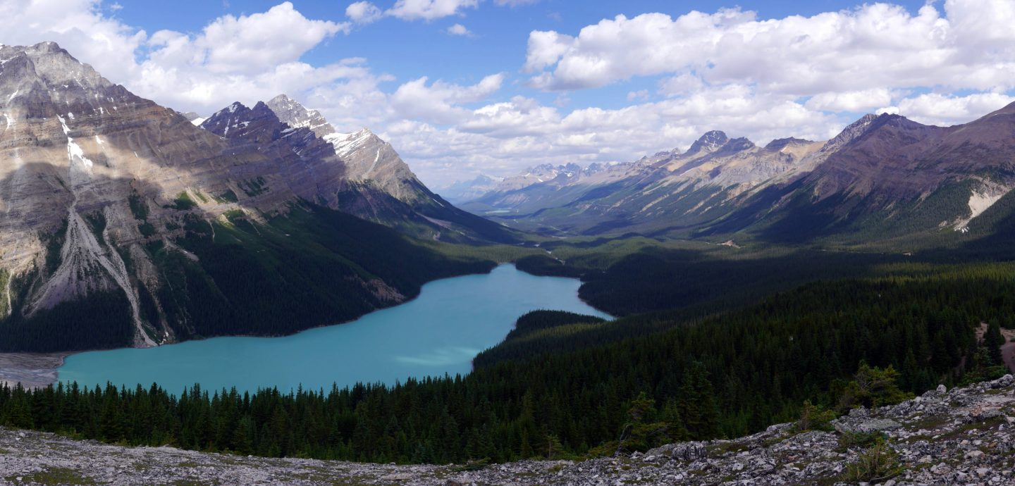 The Icefields Parkway – Panoramic Road through the Rockies