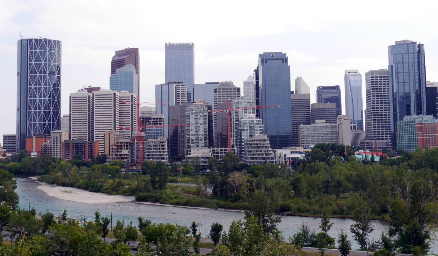 Calgary – The next Road Trip