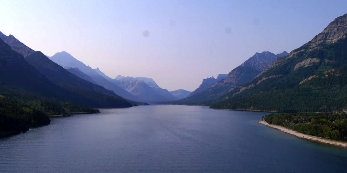 Waterton Nationalpark – Like back in 1993