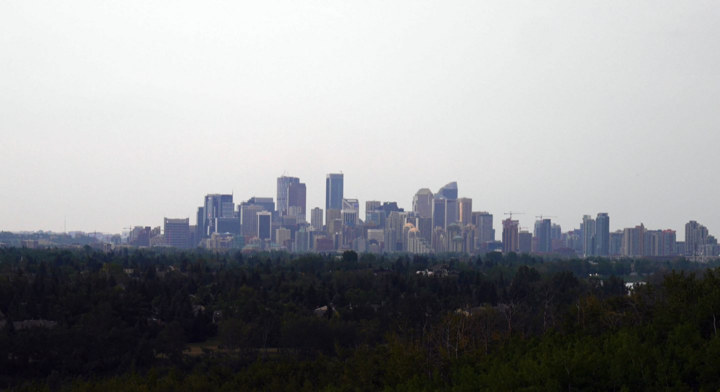 Calgary again – Change of Plans