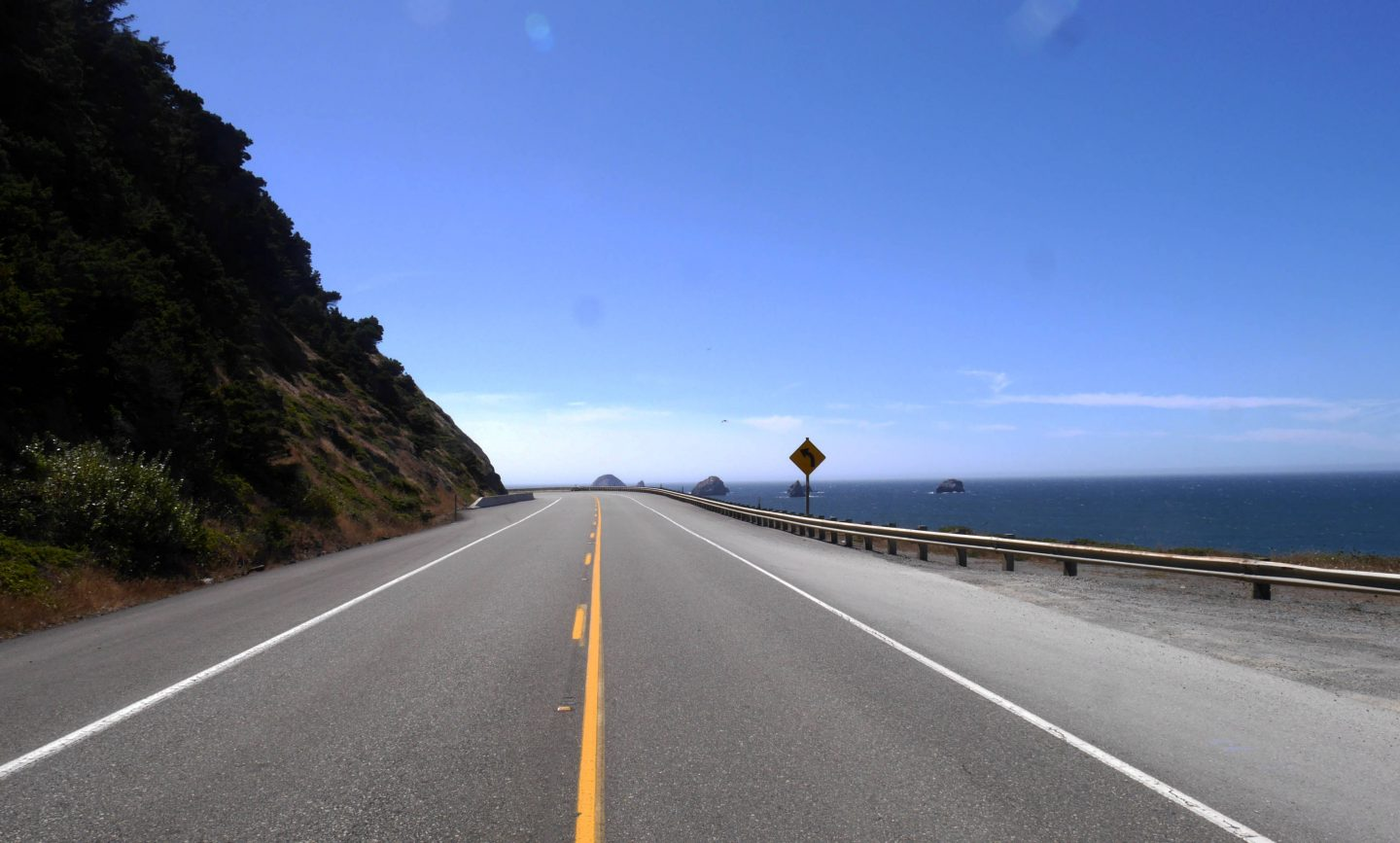 Highway 101 – from the Sand Dunes to the Redwoods