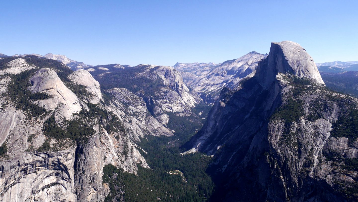 Yosemite – the perfect wind