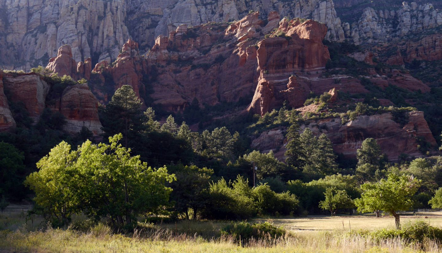 Sedona – Spaß am Oak Creek