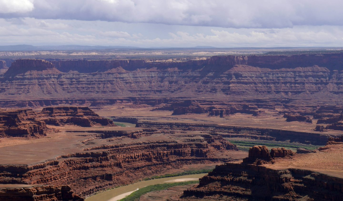 Dead Horse Point and Canyonlands – two parks at the abyss